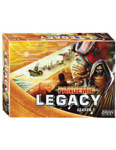 Pandemic Legacy Yellow Season 2