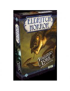Eldritch Horror Forsaken Lore