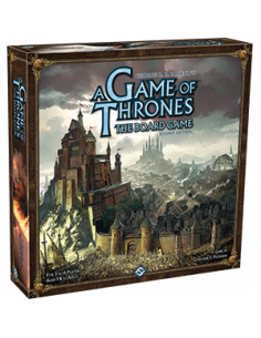 Game of Thrones Board Game 2nd Ed.