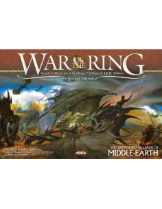 LOTR War of the Ring 2nd Ed.