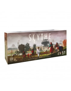Scythe Invaders From Afar Exp.