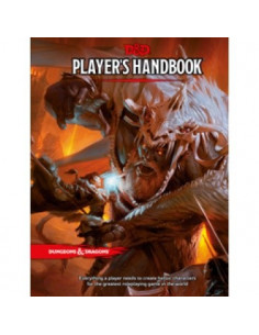 D&D 5th Ed. Player´s Handbook