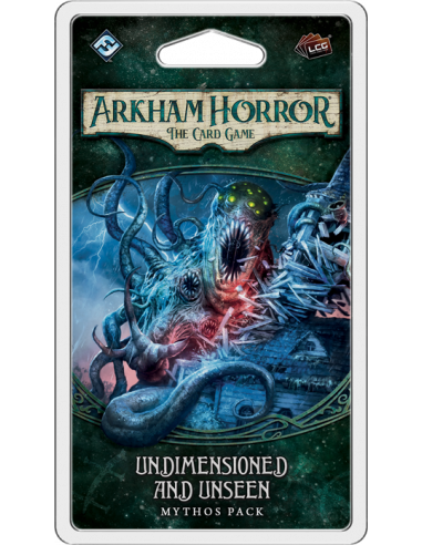 Arkham Horror Card Game Undimensioned & Unseen
