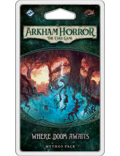 Arkham Horror Card Game Where Doom Awaits