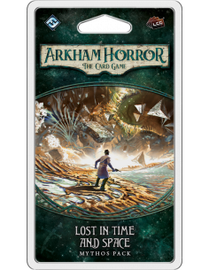 Arkham Horror Card Game Lost In Time & Space
