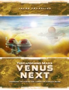 Terraforming Mars Venus Next Exp