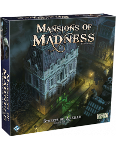 Mansions of Madness 2nd Ed. Streets of Arkham
