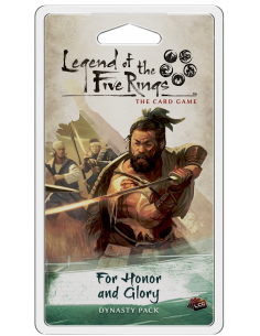 Legend of the Five Rings LCG Honor and Glory