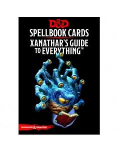 D&D 5th Ed. Xanatar Deck