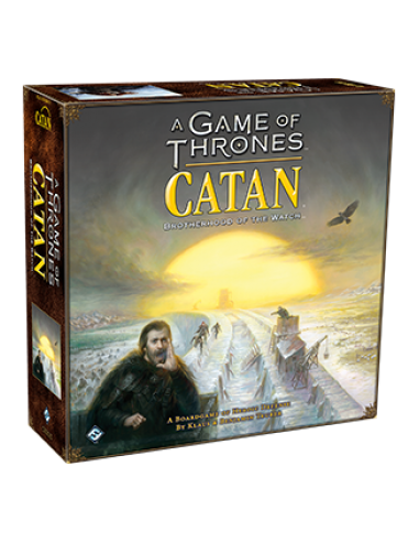 Catan A Game of Thrones  Brotherhood of the Watch
