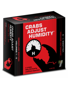 Crabs Adjust Humidity Omniclaw Ed. (Vol. 1-5)