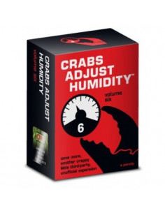 Crabs Adjust Humidity Vol. 6