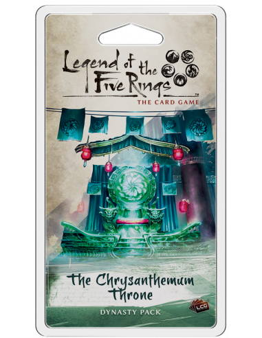 Legend of the Five Rings LCG Chrysanthemum Throne