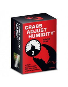 Crabs Adjust Humidity Vol. 3