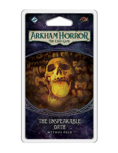 Arkham Horror Card Game Unspeakable Oath