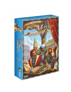 Voyages of Marco Polo Venice Agents Expansion