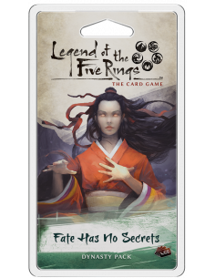 Legend of the Five Rings LCG Fate Has No Secrets
