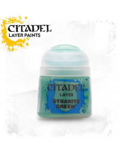 Citadel Layer: Sybarite Green