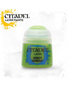 Citadel Layer: Moot Green