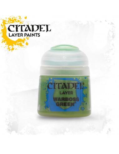 Citadel Layer: Warboss Green