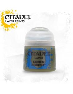 Citadel Layer: Loren Forest