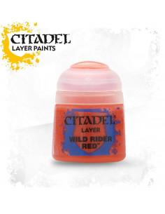 Citadel Layer: Wild Rider Red