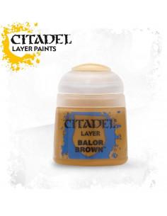 Citadel Layer: Balor Brown