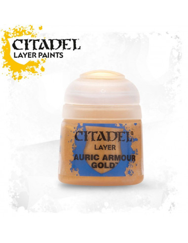 Citadel Layer: Auric Armour Gold