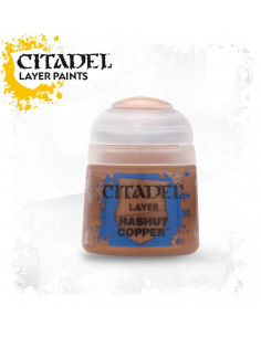 Citadel Layer: Hashut Copper