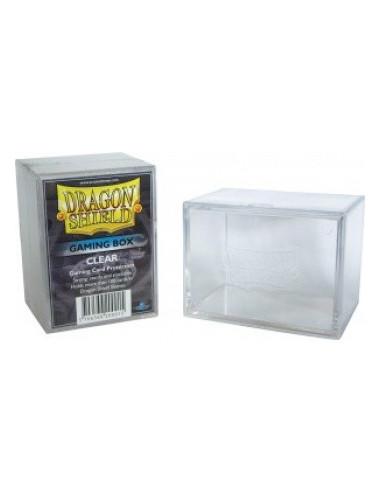 Dragon Shield Gaming Box Clear