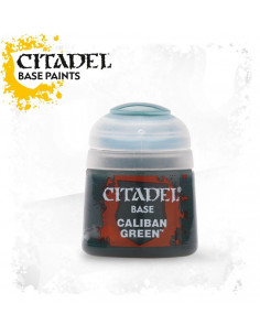 Citadel Base: Caliban Green
