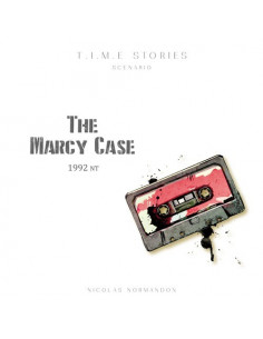 T.I.M.E Stories - Marcy Case Exp.