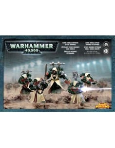 DARK ANGEL VETERAN SPACE MARINES
