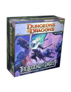 The Legend of Drizzt D&D Boardgame
