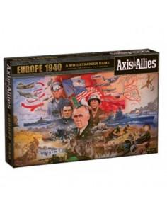 Axis & Allies Europe 1940 2nd Ed