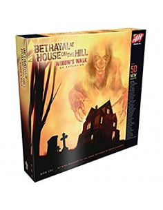 Betrayal at House on the Hill Widows Walk Exp.