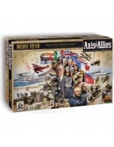 Axis & Allies First World War