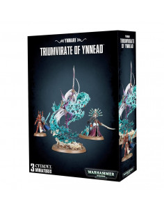 YNNARI: TRIUMVIRATE OF YNNEAD