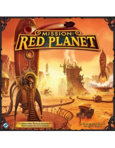 Mission Red Planet 2nd Ed.