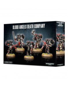 BLOOD ANGELS DEATH COMPANY 5011921056583