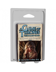 Game of Thrones Board Game exp: Dance with Dragons