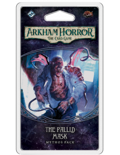 Arkham Horror Card Game Pallid Mask