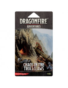 D&D Dragonfire Chaos in the Trollclaws Expansion