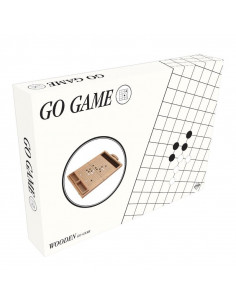 Go Game Wood