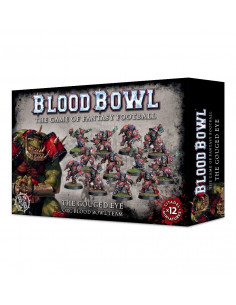 BLOOD BOWL: THE GOUGED EYE ORC BLOOD