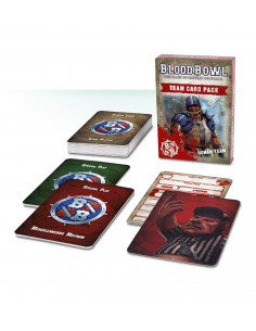 BLOOD BOWL CARDS: HUMAN TEAM