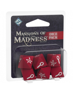 Mansions of Madness 2nd Ed. Dice Pack