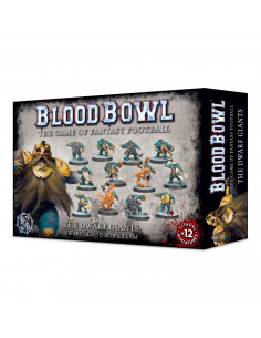 BLOOD BOWL: THE DWARF GIANTS