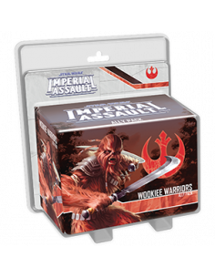 Imperial Assault Wookie Warriors