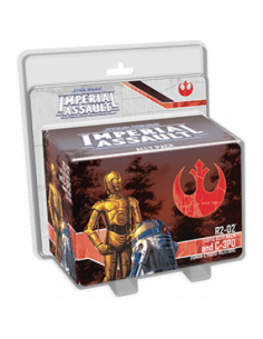 Imperial Assault R2-D2 & C-3PO Ally Pack